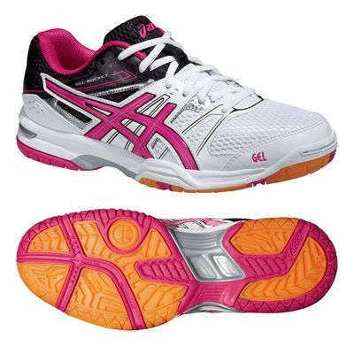 Asics Gel-Rocket 7 Ladies Indoor Court Shoes - Main Image