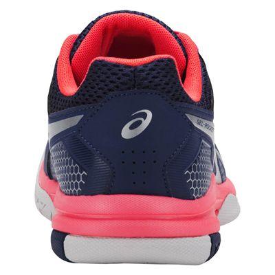 Asics Gel-Rocket 8 Ladies Indoor Court Shoes AW18 - Back