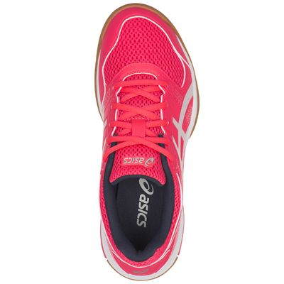 Asics Gel-Rocket 8 Ladies Indoor Court Shoes AW18 - Pink/Above