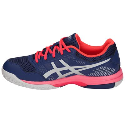 Asics Gel-Rocket 8 Ladies Indoor Court Shoes AW18 - Side