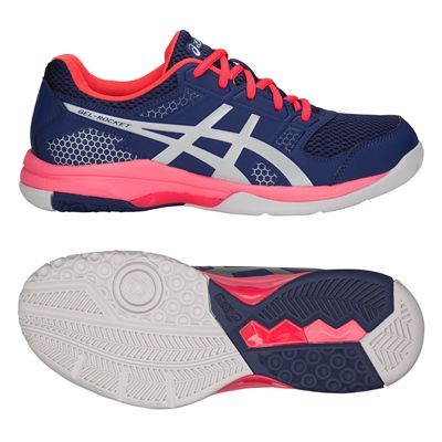 Asics Gel-Rocket 8 Ladies Indoor Court Shoes AW18
