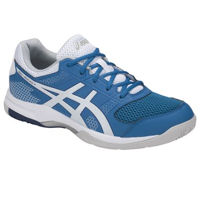 Asics Gel-Rocket 8 Mens Indoor Court Shoes AW18 - Angled