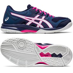 Asics Gel-Rocket 9 Ladies Indoor Court Shoes