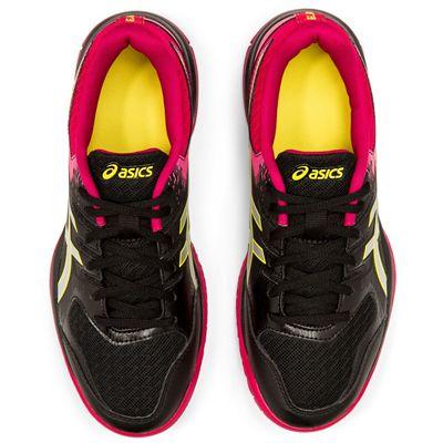 Asics Gel-Rocket 9 Ladies Indoor Court Shoes - Above