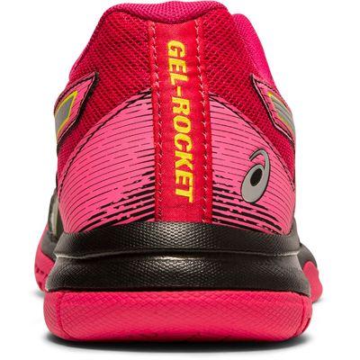 Asics Gel-Rocket 9 Ladies Indoor Court Shoes - Back