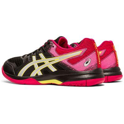 Asics Gel-Rocket 9 Ladies Indoor Court Shoes - Slant