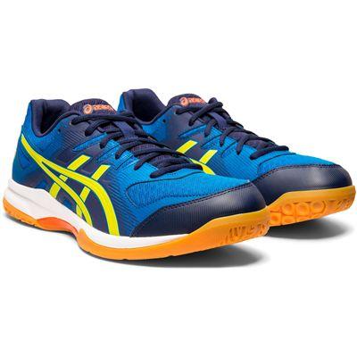 Asics Gel-Rocket 9 Mens Indoor Court Shoes - Angle