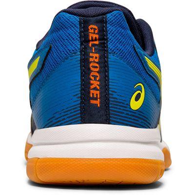 Asics Gel-Rocket 9 Mens Indoor Court Shoes - Back