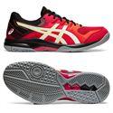 Asics Gel-Rocket 9 Mens Indoor Court Shoes - Red