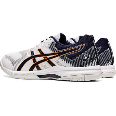 Asics Gel-Rocket 9 Mens Indoor Court Shoes SS20 - Angled