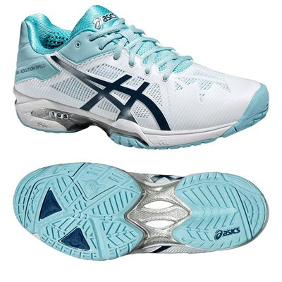Asics Gel-Solution Speed 3 Ladies Tennis Shoes
