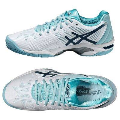 Asics Gel-Solution Speed 3 Ladies Tennis Shoes Alternative View