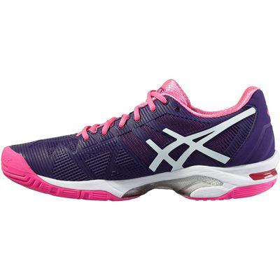 Asics Gel-Solution Speed 3 Ladies Tennis Shoes-Side