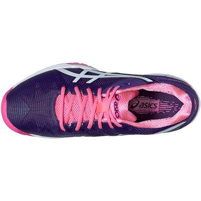 Asics Gel-Solution Speed 3 Ladies Tennis Shoes-Top