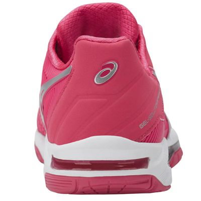Asics Gel-Solution Speed 3 Ladies Tennis Shoes AW17 - Back
