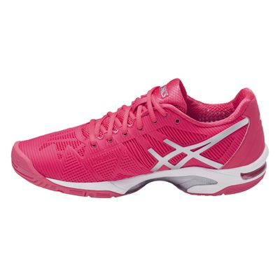Asics Gel-Solution Speed 3 Ladies Tennis Shoes AW17 - Side