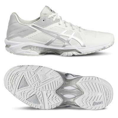Asics Gel-Resolution 7 Mens Tennis Shoes - White