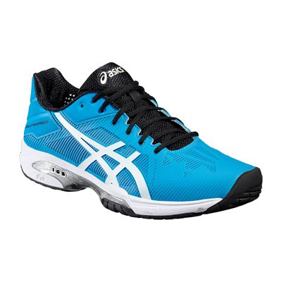 Asics Gel-Solution Speed 3 Mens Tennis Shoes-Angled