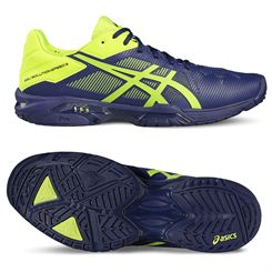 Asics Gel-Solution Speed 3 Mens Tennis Shoes SS17