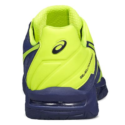 Asics Gel-Solution Speed 3 Mens Tennis Shoes SS17-Back
