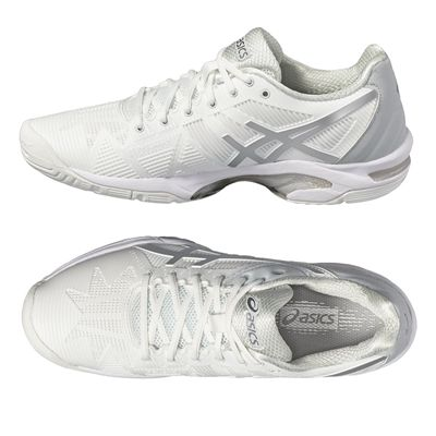 Asics Gel-Solution Speed 3 Mens Tennis Shoes SS17-white