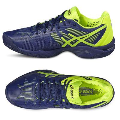 Asics Gel-Solution Speed 3 Mens Tennis Shoes SS17 - Alt. View