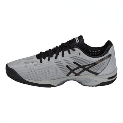 Asics Gel-Solution Speed 3 Mens Tennis Shoes SS18 - Grey - Side