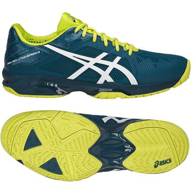 Asics Gel-Solution Speed 3 Mens Tennis Shoes SS18