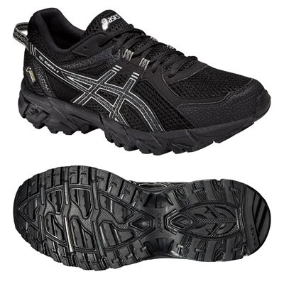 Review Asics Trail Running Shoes Ladies