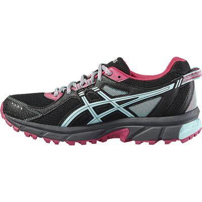 Asics Gel-Sonoma 2 Ladies Running Shoes-Side