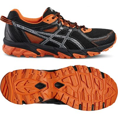 Asics Gel-Sonoma 2 Mens Running Shoes-Main Image