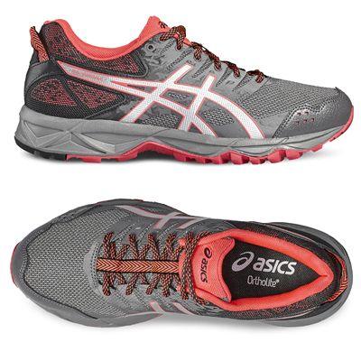 Asics Gel-Sonoma 3 Ladies Running Shoes - Alt. View