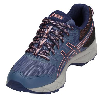 Asics Gel-Sonoma 3 Ladies Running Shoes SS18 - Angled