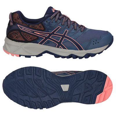 Asics Gel-Sonoma 3 Ladies Running Shoes SS18