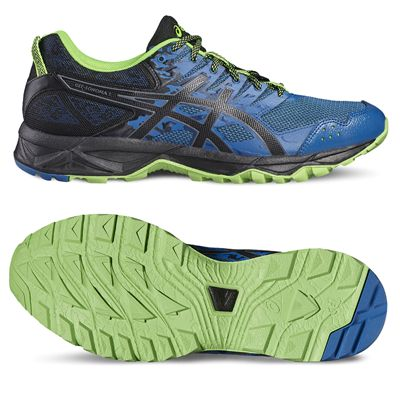 Asics Gel-Sonoma 3 Mens Running Shoes SS17