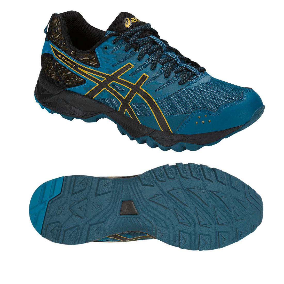 Asics Gel Sonoma  Men S Trail Running Shoes