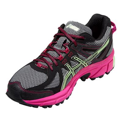 Asics Gel-Sonoma Ladies Running Shoes - Perspective View