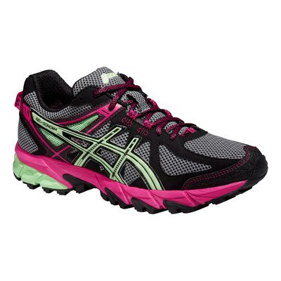 Asics Gel-Sonoma Ladies Running Shoes - Side View