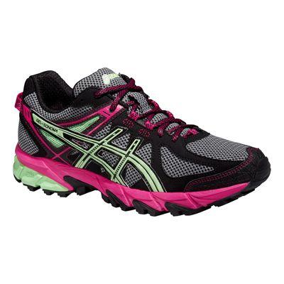 Asics Gel-Sonoma Ladies Running Shoes - Side View