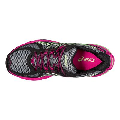 Asics Gel-Sonoma Ladies Running Shoes - Top View