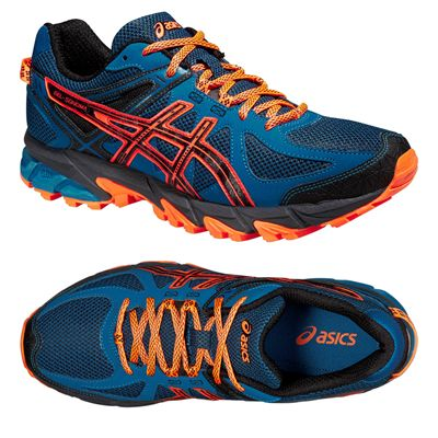 Asics Gel-Sonoma Mens Running Shoes-Alternative View