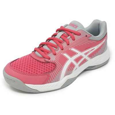 Asics Gel-Task 2 Ladies Indoor Court Shoes - Angled