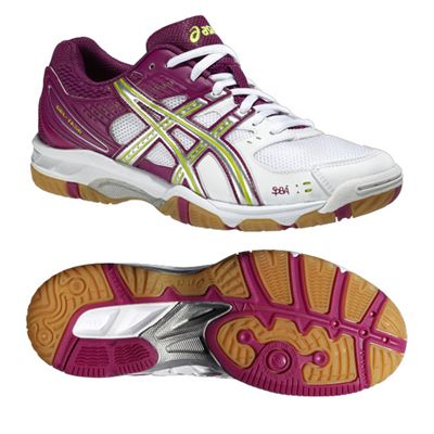Asics Gel-Task Ladies Court Shoes