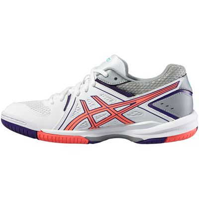 Asics Gel-Task Ladies Court Shoes-Side