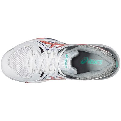 Asics Gel-Task Ladies Court Shoes-Top