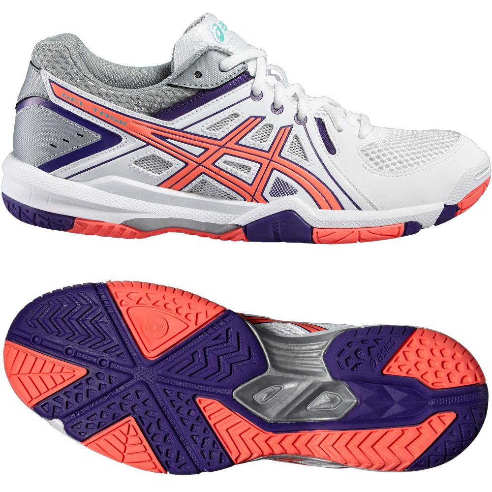 Asics GelTask Ladies Court Shoes  5.5 UK