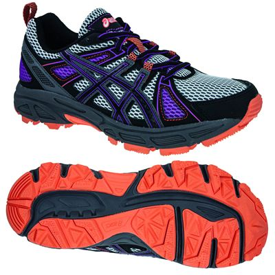 Asics Gel-Trail-Tambora  4 Ladies Running Shoes