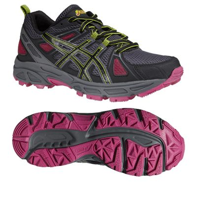 Asics Gel-Trail-Tambora 4 Ladies Running Shoes AW14