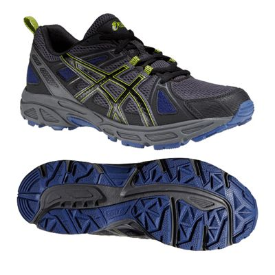 Asics Gel-Trail-Tambora 4 Mens Running Shoes