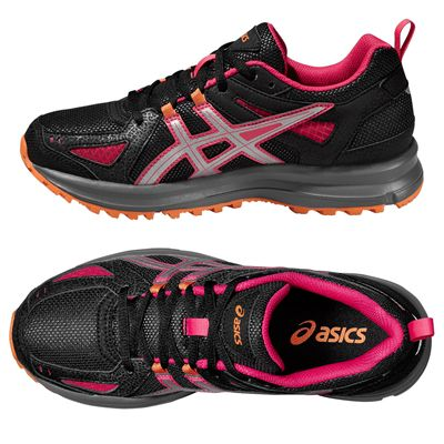 Asics Gel-Trail-Tambora 5 Ladies Running Shoes Alternative View